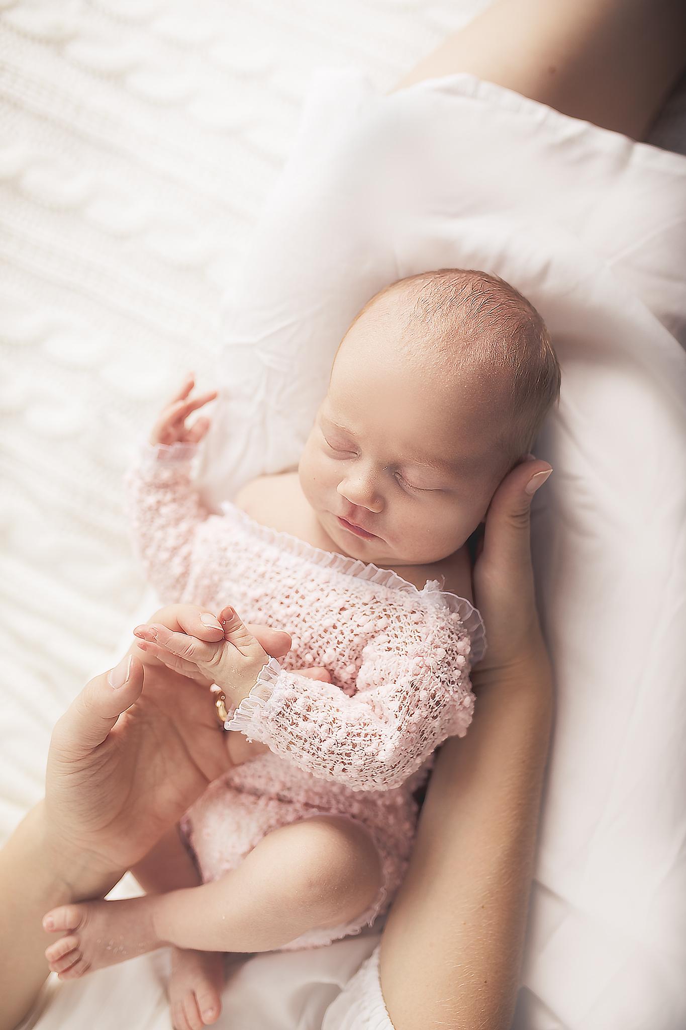 fotograf noworodkowy Nowy Sącz