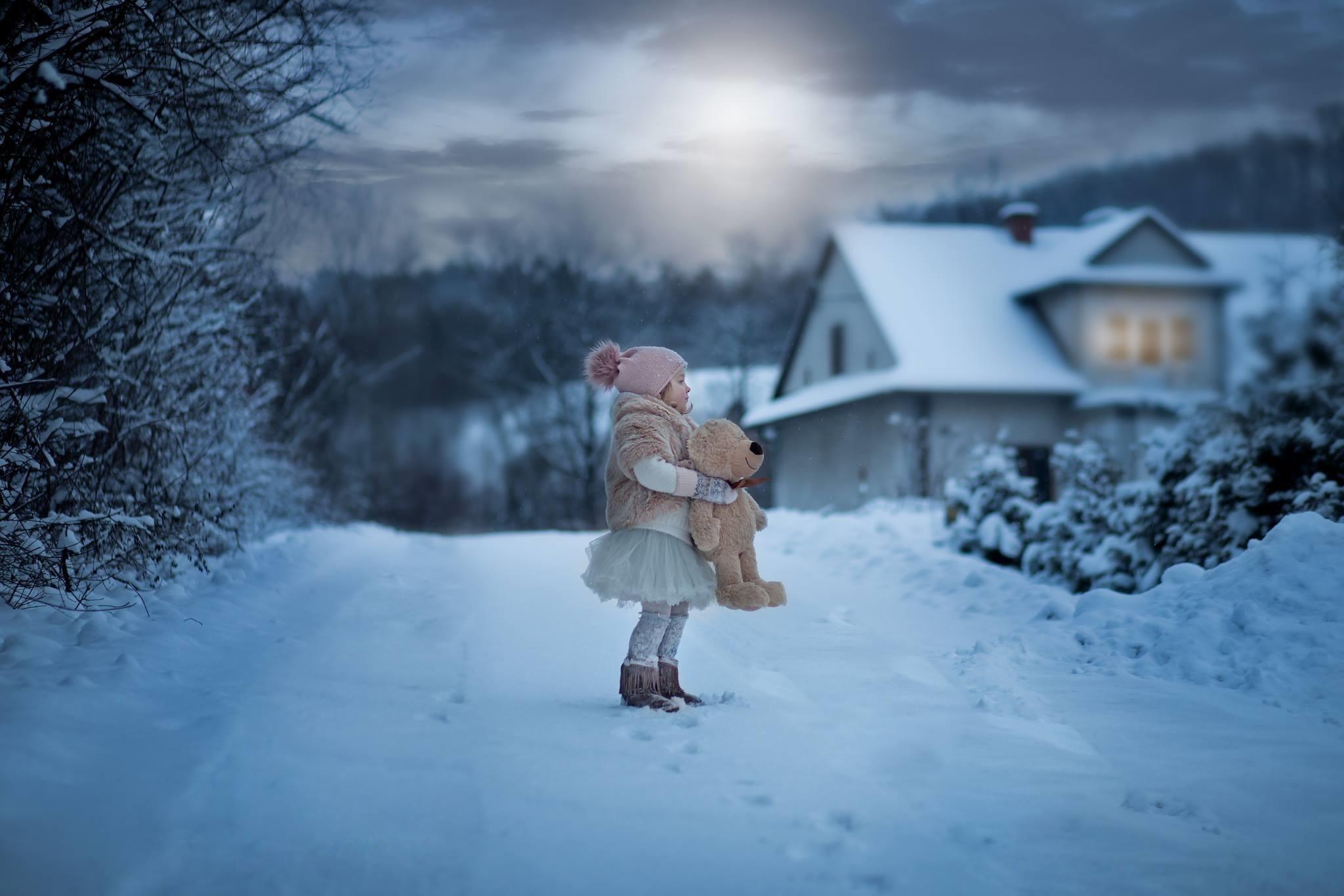 zima Katarzyna Kruz-Kmiecik Fotograf Nowy Sącz