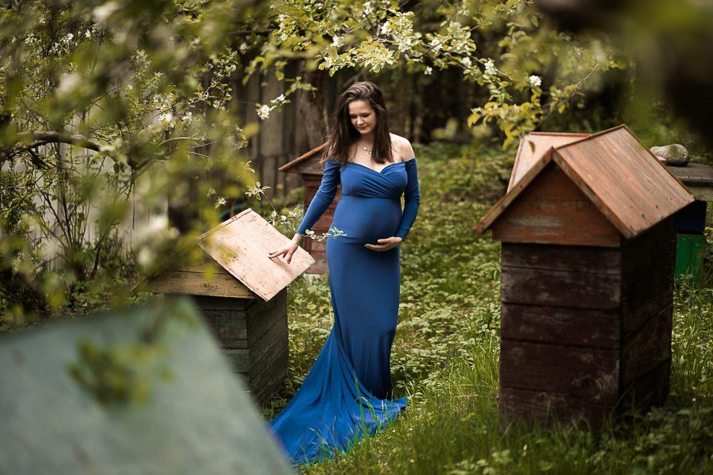 sesja ciążowa Fotograf Nowy Sącz